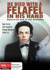 B27 BRAND NEW SEALED He Died With A Felafel In His Hand (DVD, 2010)