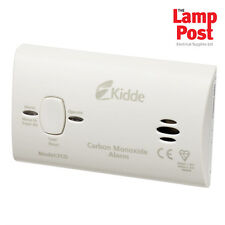 Kidde 7CO Carbon Monoxide Alarm Detector - 10 Year Warranty - 7COC - 7COB
