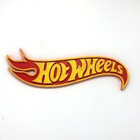 Hot Wheels Logo Display Sign - Treasure Hunt, Real Riders, Car Culture, Etc.