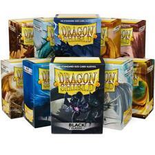 Dragon Shield Classic 100 Sleeves Kartenhüllen für TCGs wie Pokemon MtG Magic