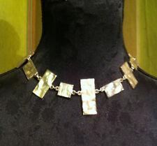 BICHE de BERE Collier signé - COLLECTOR - Necklace signed tin-silver - Designer