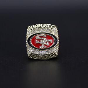 Jimmy Garoppolo - San Francisco 49ers 2019 NFC Championship Ring With Box