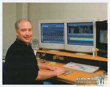 Official Pix 10x8 photo Star Wars Celebration VI - Ben Burtt Sound producer