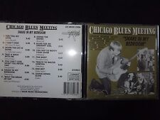 RARE CD CHICAGO BLUES MEETING / SNAKE IN MY BEDROOM /