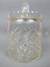 Vetro Set da 3 Contenitore in vetro borosilicato con coperchio in bamb/ù Dimono
