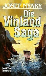 Die Vinland Saga von Nyáry, Josef | Buch | Zustand gut