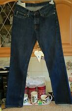 Abercrombie and Finch Blue Jeans W 31x32
