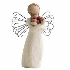 Willow Tree Dekofiguren mit Engel-Motiv