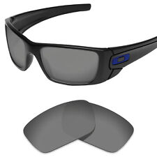 Tintart Polarized Replacement Lenses for-Oakley Fuel Cell Sport Black+ (STD)