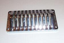 Vintage Sho-Bud Pedal Steel Guitar 10 String Finger Housing Aluminum 0366-111301