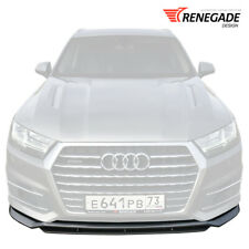 "Front lip for Audi Q7 2015 2016 2017 2018 2019 ""Renegade"""