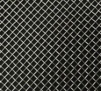 "High Quality Lockwood DIY Silver Cut Stainless Steel Car Grille Mesh (9 x 47"")"