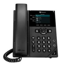 Polycom VVX250 4 Line Phone w 1 Year Factory Warranty or INCLUDED w Hosted PBX