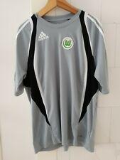 VFL Wolfsburg Training Football Shirt Jersey kit Trikot Adidas XL Extra Large