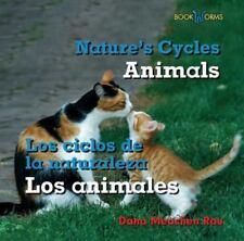 Animals/Los Animales (Bookworms: Nature's Cycles/Los Ciclos de La-ExLibrary