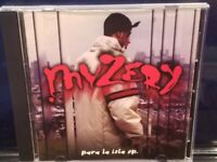 Myzery - Para is Isia CD insane clown posse psyhcopathic records rydas icp