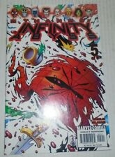 Thanos Infinity Abyss # 5 Marvel