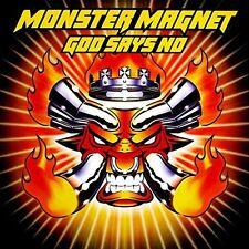 MONSTER MAGNET-God says no (ltd.2lp) 2 VINILE LP NUOVO
