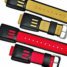 16mm MIXED LOT OF 2 Watch Bands Fit G-SHOCK DW-003 DW-002 DW-004 DW-9051 DW-9052