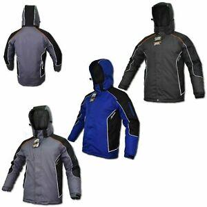 Winterjacke Arbeitsjacke Berufsjacke Winter Jacke Wasserabweisend Sportlich Slim