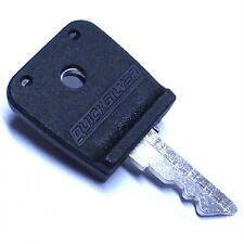 Ignition Key with black cover - Mercury - Mariner - MerCruiser  - Quicksilver