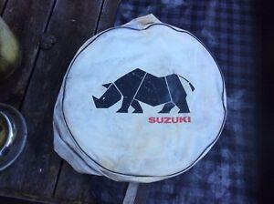 Suzuki 413/410 Spare Wheel Cover