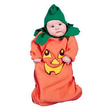Pumpkin Bunting Infant Baby Newborn Costume Fits Up To Size 9 Months