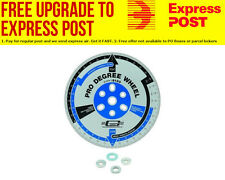 """Mr Gasket Mr Gasket 11"""" Universal Pro Degree Wheel Fits most Chevrolet, Ford and"""