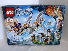 LEGO Elves #41077 Aira's Pegasus Sleigh 100% Complete w/ Instructions in Box