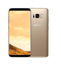 Samsung Galaxy S8 SM-G950U - 64GB  - Gold (Unlocked)
