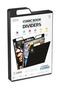Ultimate Guard Comic Book Premium Dividers 183 x 280 mm Titeltrenner Trennblatt