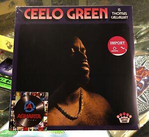 Ceelo Green- Is Thomas Callaway LP On Vinyl Gnarls Barkley, Goodie Mob