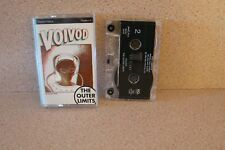 Voivod The outer limits audio cassettee 1993 MCA Records
