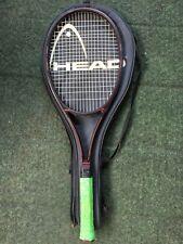 Vintage Head Head Prestige Pro 600 all brown Made in Austria tennis racket