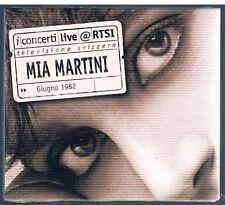 MIA MARTINI LIVE RTSI CD F.C.SIGILLATO!!!