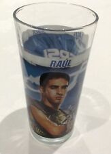 Raul PEPSI COLA GLASS REAL MADRID SPAGNA