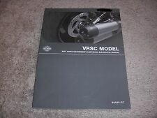 2007 Harley-Davidson  VRSC Models Electrical Diagnostics Manual 99499-07 NEW