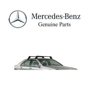 For Mercedes W204 C-250 C-300 Sedan Roof Rack Basic Carrier Genuine 2048901393