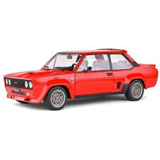 Fiat 131 Abarth 1980 Red 1/18 - S1806002 SOLIDO
