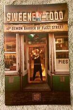 Sweeney Todd - NYC - program / playbill -  Norm Lewis, Carolee Carmello.
