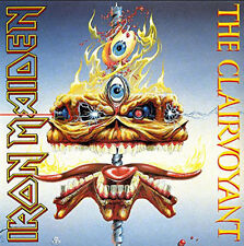 Iron Maiden Metal 45RPM Speed Music Records