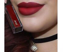 JOUER Lip Creme LIQUID LIPSTICK CABERNET Matte Deep Red NEW In Box AUTHENTIC