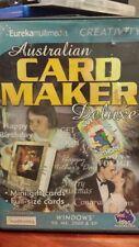 Australian Card Maker Deluxe PC Rom - FREE POST