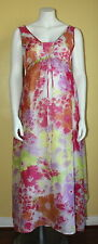 NEW MATERNITY MOTHERCARE MAXI DRESS SIZE 10 RRP £42 SUMMER FLORAL WEDDING