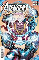 Avengers Edge of Infinity #1 Marvel Comics (2019) NM 1st Print  New