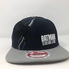 Batman New Era Snapback Hat a21