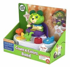LeapFrog Count and Colours Music Band Learning Toy