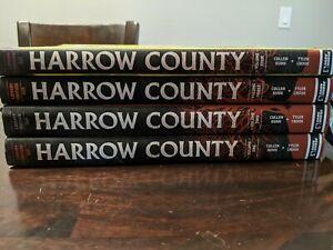 Harrow County Library Edition HC Set 1-4 Cullen Bunn | OOP | Dark Horse