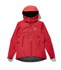 ARCTERYX Beta SL Jacket | Womens Rad Red Size XS Gore-tex | RRP £290