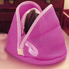 Women Girls Bra Laundry Lingerie Washing Hosiery Saver Protect Mesh Small Bag US